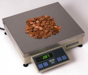 Penn 7500 Counting Scales
