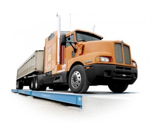 Weigh-Tronix Truck Scale