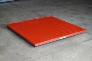 B-tek Floor Scale