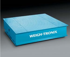 Weigh-Tronix Max Dec L Floor Scales