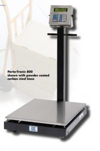 Porta-Tronic Portable Scales
