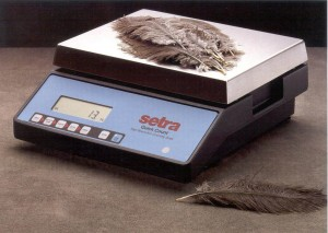 Setra Quick Count Counting Scale