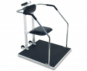 Detecto Stand-On Bariatric Scales