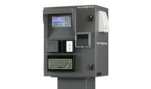 Weigh-Tronix AV-7 Vehicle Scale Terminal