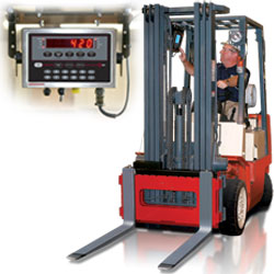 Rice Lake Forklift Scale RL-CLS