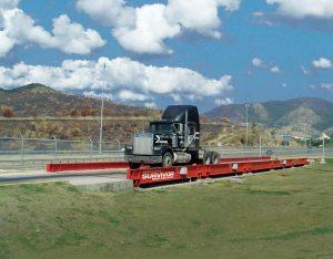 Rice Lake SR Series SURVIVOR Truck Scales