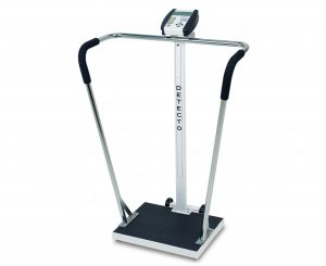 Detecto 6855 Stand-On Bariatric Scale
