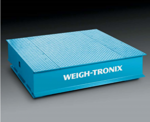 Weigh-Tronix Max Dec L Floor Scales