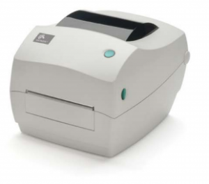 Zebra Gc420? Desktop Barcode Printer